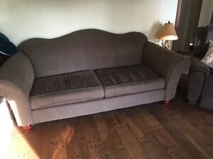Free large couch.