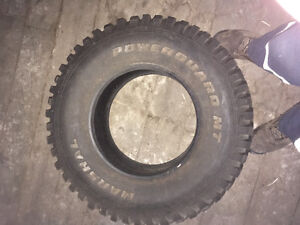 Marshall power guard 16.5 tires. Only 2 Windsor Region Ontario image 1