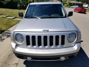 2011 Jeep Patriot Limited Edition 4x4 Navigation and more!