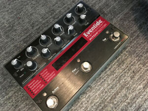 Eventide Pitchfactor Multi-FX Pedal