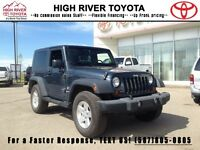 2008 Jeep Wrangler Sport - AC - All power options  - Accident Fr