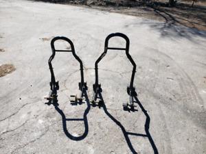 Venom Pedal Stands