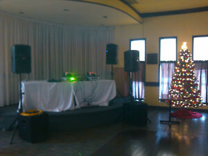 company staff party / do it yourself dj sound system Cambridge Kitchener Area image 1