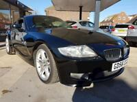 Bmw Z Series Z4 M Coupe Coupe 3.2 Manual Petrol