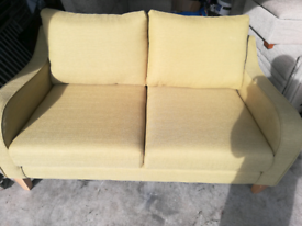 2 seater sofa from Oak Furniture Land