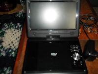 View Quest 9 Inch Portable DVD Player with Freeview