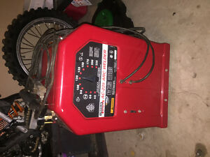 Lincoln AC 225 arc welder