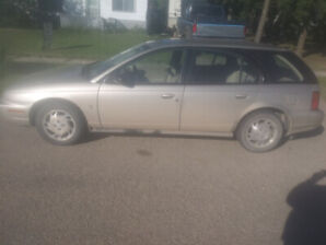 1997 Saturn Other Wagon