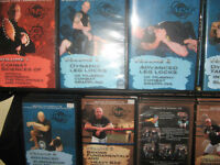 LEARN MARTIAL ARTS AT HOME WITH INSTRUCTIONAL DVDS FROM UMSF