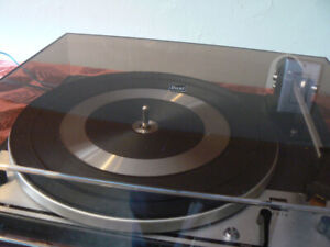 ***Dual 1214 Turntable and cartridge. Serviced $125.00***