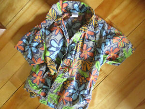 Gymboree size 4 beach shirt