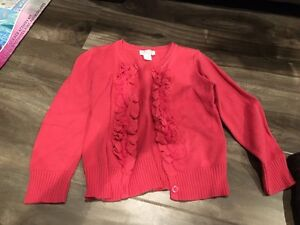 Children's place cardigan size 3
