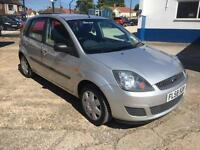 2008 Ford Fiesta 1.25 Style 57,000 miles good history HPI CLEAR