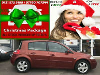 2008 RENAULT MEGANE 1.6 VVTI ( 111 BHP ) EXTREME ( AA ) WARRANTED INCLUDED