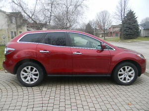 2008 Mazda CX-7 SUV, Crossover - Unfit and As Is
