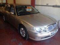 2002 Rover 75 2.0 V6 Club 4dr