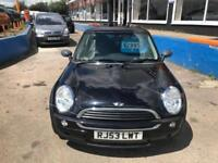 2003 MINI Hatch 1.6 One Hatchback 3dr Petrol Manual (158 g/km, 90 bhp)