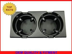 Fits BMW E46 316 318 320 323 325 328 330 M3 Black Cup Holder  51168217953 -