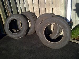 4 all season 205/70R15 tires only