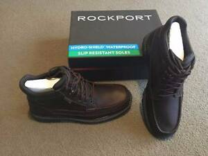 Rockport Mens Gents Water Proof Moccasin Lace Up Cushioned Ins Heathmont Maroondah Area Preview
