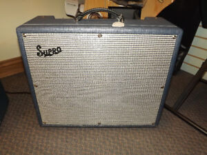 SUPRO THUNDERBOLT S6420 TUBE AMP BEING SOLD BELOW COST!
