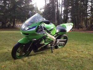 99 zx6r ninja will trade for enduro