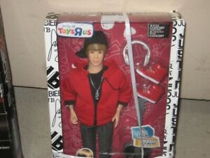 Justin Bieber Special Edition Action Doll Figure