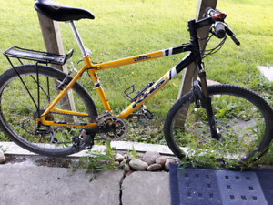 KHS Alite 1000 great bike with lots of upgrades