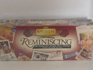 """NEW IN PLASTIC THE GAME """"REMINISCING"""""""