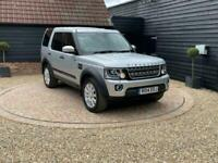 2014 Land Rover Discovery 4 3.0 SD V6 XS Panel Van 5dr Panel Van Diesel Automati