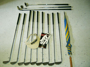 Bâtons de golf PING / PING golf clubs