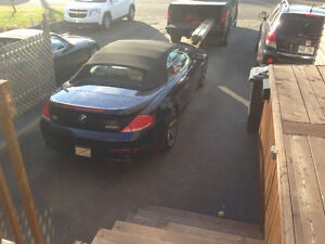 2008 BMW 6-Series Convertible Cabriolet