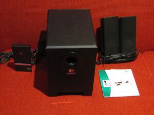 Logitech X-240 Speaker System