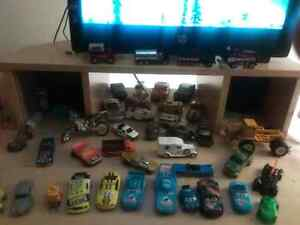 Assorted die cast cars corgi ,lledo,matchbox ,ertyl