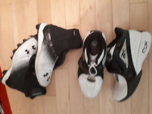 Football, Court and Basketball Shoes