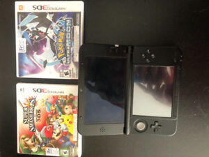 3ds xl used with games