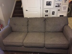 2-piece couch set