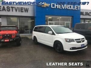 2014 Dodge Grand Caravan R/T  - Bluetooth -  Leather Seats - $14