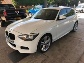 BMW 116 2.0TD ( bhp ) 2013MY d M Sport