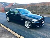2007 BMW 3 Series 3.0 325d M Sport 4dr