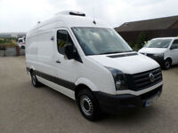 2012 (62)Volkswagen Crafter 2.0TDi 109PS MWB, GAH FRIDGE, FREEZER, REFRIGERATED