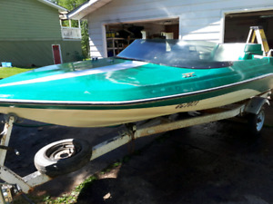 1979 swiftsure power squadron speed boat