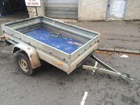 Benderup car trailer