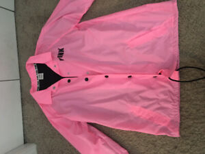 Brand new size small PINK by Victoria secret jacket