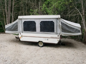 Starcraft Pop Up Tent Travel Trailer