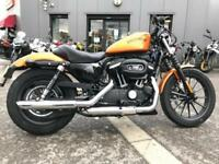 2014 Harley Davidson XL 883 Iron - NATIONWIDE DELIVERY AVAILABLE