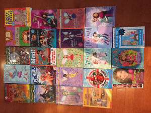 Girls Youth Book Lot