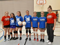 St. Thomas Express Volleyball Grassroots, House League & Leaders