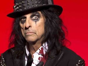 ALICE COOPER MAY 21st 8PM