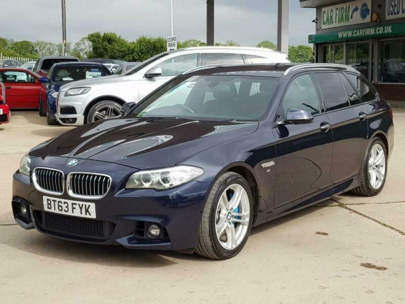 BMW 535d M SPORT TOURING | in Peterborough, Cambridgeshire | Gumtree